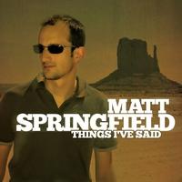 Couverture du titre Things I've Said - Single