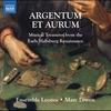 Couverture de l'album Argentum et aurum