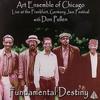 Cover of the album Fundamental Destiny (Live)
