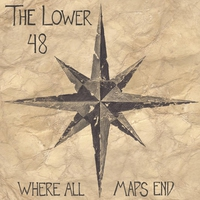 Cover of the track Where All Maps End