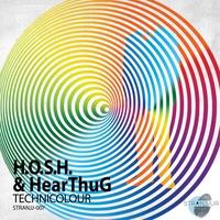Couverture du titre Technicolour - Single
