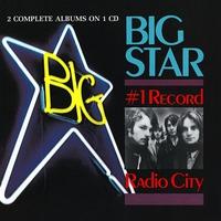 Cover of the track #1 Record Radio City (Bonus Track Version)