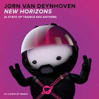 Couverture du titre New Horizons (A State of Trance 650 Anthem) - Single