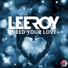 Couverture de l'album Need Your Love - EP