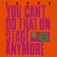 Cover of the track You Can't Do That On Stage Anymore, Vol. 6 (Live)