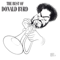 Couverture du titre The Best of Donald Byrd