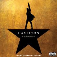 Couverture du titre Hamilton (Original Broadway Cast Recording)