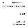 Couverture de l'album Fontomfrom - EP