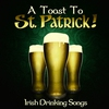 Couverture de l'album A Toast to St. Patrick! - Irish Drinking Songs