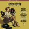 Cover of the album The German Song / Schlager Anthology / Recordings 1938 - 1940, Vol. 3