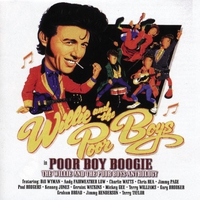 Cover of the track Poor Boy Boogie - The Willie & The Poor Boys Anthology