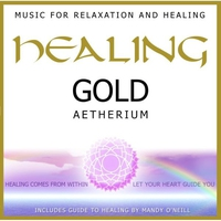 Cover of the track Healing Gold