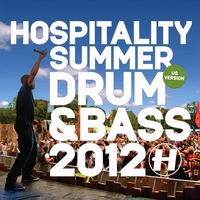 Cover of the track Hospitality: Summer Drum & Bass 2012 (US Version)