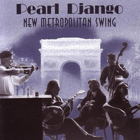 Cover of the track New Metropolitan Swing