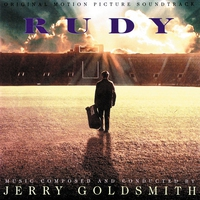 Cover of the track Rudy (Original Motion Picture Soundtrack)