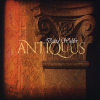 Cover of the track antiquus