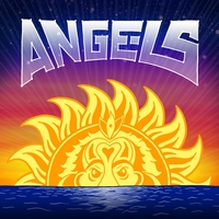 Cover of the track Angels (feat. Saba) - Single