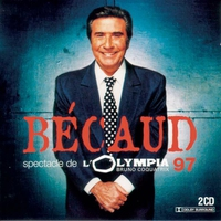Cover of the track Bécaud : Spectacle de l'Olympia 97 (Live)