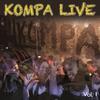 Cover of the album Kompa Live, Vol. 1
