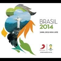 Cover of the track Brasil 2014 - Samba, Bossa Nova & MPB