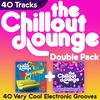 Couverture de l'album The Chillout Lounge Double Pack - 40 Very Cool Electronic Grooves - Vol. 2