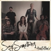 Cover of the album Say Something - Single