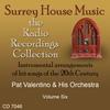 Couverture de l'album Pat Valentino & His Orchestra, Volume Six