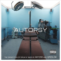 Cover of the track Autopsy: The Dissection of Drum N' Bass