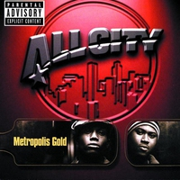 Cover of the track Metropolis Gold