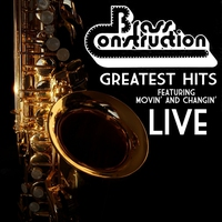 Couverture du titre Greatest Hits - Featuring Movin' and Changin' Live