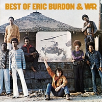 Cover of the track The Best of Eric Burdon & War