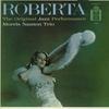 Cover of the album Roberta: The Original Jazz Performance