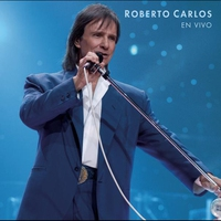 Cover of the track Roberto Carlos: En Vívo
