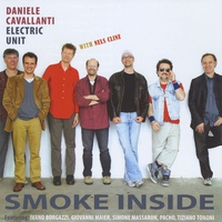 Cover of the track Smoke Inside (feat. Nels Cline)