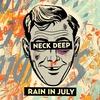 Couverture de l'album Rain in July