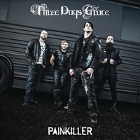 Cover of the track Painkiller - Single