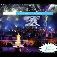 Cover of the track Tony Cetinski i prijatelji (Simfonijski orkestar HRT-a)