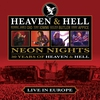 Cover of the album Neon Nights - Live In Europe