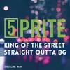 Couverture de l'album King of the Street / Straight Outta BG - Single