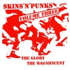 Couverture de l'album Skins 'n' Punks, Volume 3