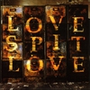 Cover of the album Love Spit Love