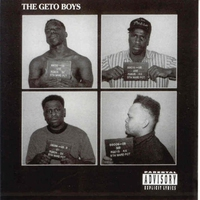 Cover of the track The Geto Boys