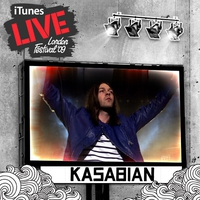 Cover of the track iTunes Festival: London 2009 - EP