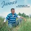 Cover of the album Ik kan met jou de hele wereld aan - Single