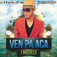 Cover of the track Ven Pa Aca - Single