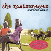 Cover of the track Heartache Avenue - The Very Best of the Maisonettes (Audio Version)