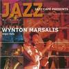 Couverture de l'album Jazz Cafe Presents Wynton Marsalis - Angel Eyes