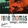 Cover of the album Hommage à... René Thomas