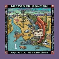 Couverture du titre Aquatic Hitchhiker