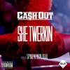 Couverture de l'album She Twerkin - Single